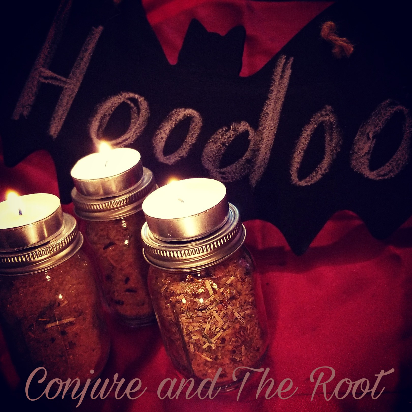 Jar/Bottle Spell | Conjure And The Root