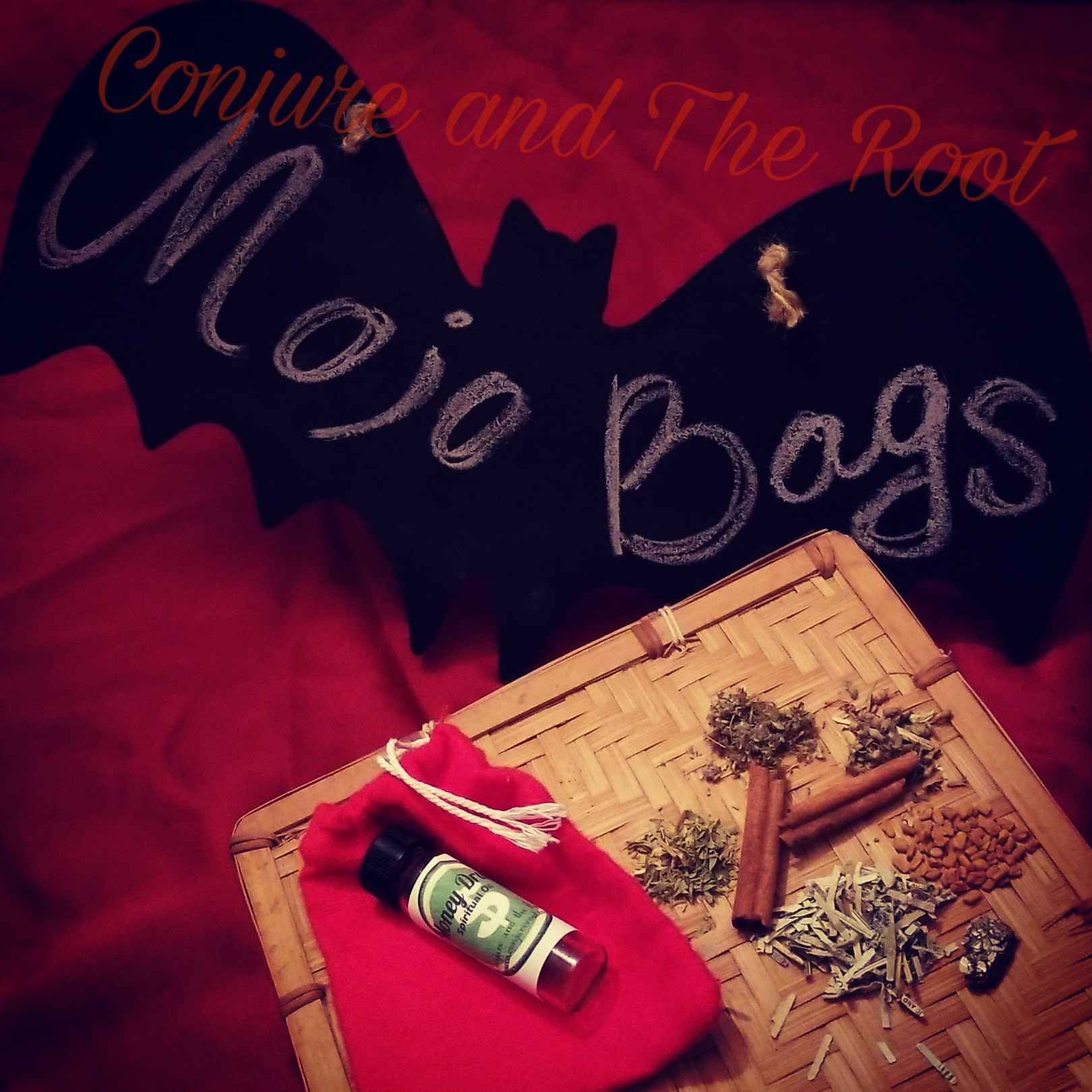 Mojo Bags   Conjure And The Root